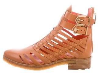 Femmes Sans Peur Trina Cutout Boots w/ Tags