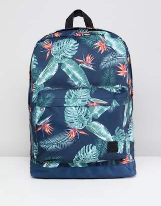 Jack and Jones Printed Backpack