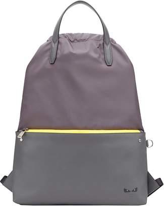 Fendi color block backpack