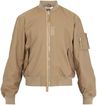 J.W.Anderson Ribbed-trimmed bomber jacket