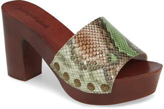 Jeffrey Campbell DLight Platform Sandal