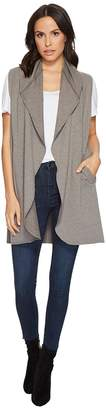 Alternative Vintage French Terry Expedition Wrap Women's Clothing