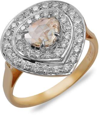 Emma Chapman Jewels - Peardrop Diamond Ring