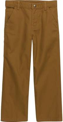 Carhartt Washed Duck Dungaree Pant - Boys'