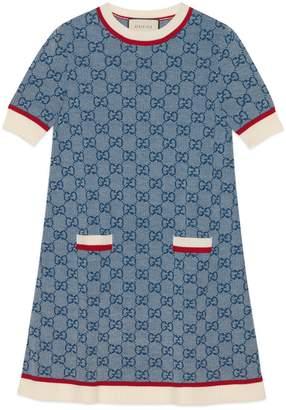 Gucci GG knit dress