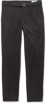 Officine Generale Julian Cotton-Twill Trousers