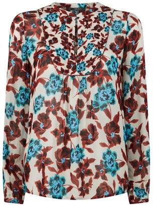 SET Floral Blouse