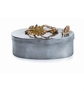 Michael Aram Enchanted Garden Oval Box