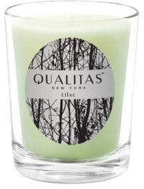Qualitas Candles Lilac Beewax Candle/ 6.5 oz.