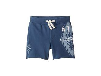 Polo Ralph Lauren French Terry Graphic Shorts (Toddler)