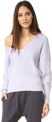 Free People Allure Pullover $98 thestylecure.com