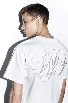 3.1 Phillip Lim Embroidered-Back T-Shirt