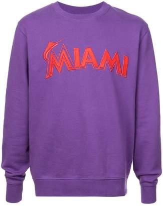 Marcelo Burlon County of Milan Miami sweatshirt