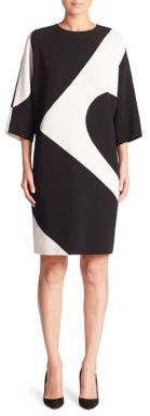 Max Mara Max Mara Charlot Dolman Sleeve Dress