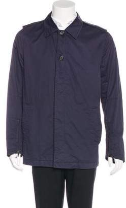 Marni Twill Button-Up Jacket