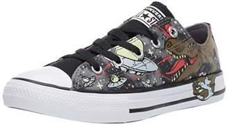 Converse Girls' Chuck Taylor All Star Interstellar Dino's Sneaker