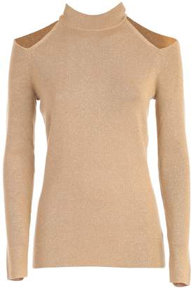 MICHAEL Michael Kors Cut-out Detail Sweater