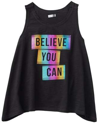 Crazy 8 Believe You Can Tank