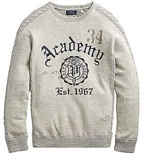 Polo Ralph Lauren Men's Regular Fit Pima Cotton Sweater