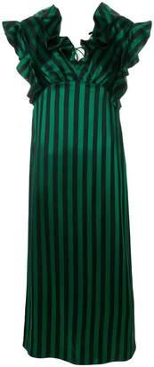 Kenzo ruffled shift dress