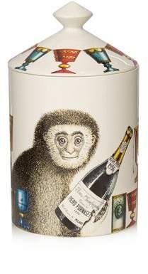 Fornasetti Scimmie Otto Scented Candle - Multi