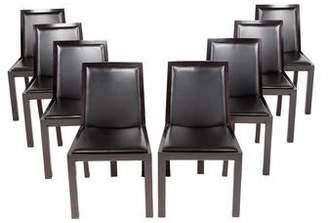 LIBRARY Dakota Jackson Side Chairs