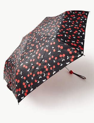 Marks and Spencer Printed Compact Umbrella