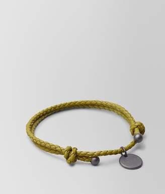 Bottega Veneta Chamomile Intrecciato Nappa Bracelet