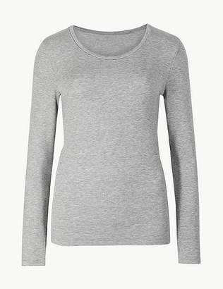 """Marks and Spencer Heatgen Plusâ""""¢ Thermal Long Sleeve Top"""