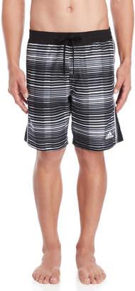 adidas Vara Stripe Swim Trunks