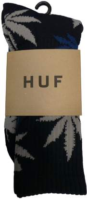 "HUF Plantlife"" Crew Socks Summer 2016 Men's Weed Pot Leaf Sock"