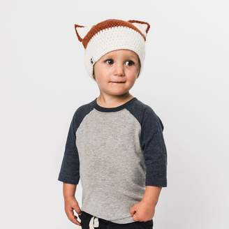 Krochet Kids Fox Hat - Brown