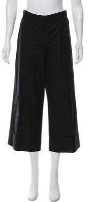 Louis Vuitton High-Rise Wide-Leg Pants