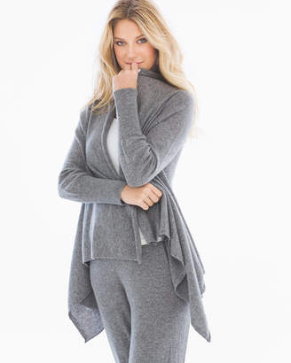 Arlotta Cashmere/Wool Blend Drape Wrap