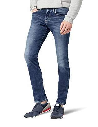 Pepe Jeans Men's Cane Slim Jeans, Blue (Pm200072Z23), W31/L30