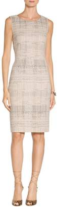 St. John Lara Knit Dress