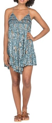 Women's Volcom High Water Swing Dress $55 thestylecure.com