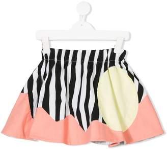 Raspberry Plum Carmen skirt
