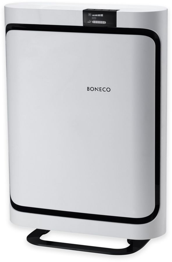 P500 Plastic and Metal Efficient Air Purifier with Specialized Allergy Filter 302146