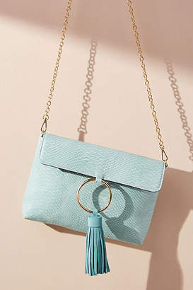 Anthropologie Recharged Ring Clutch