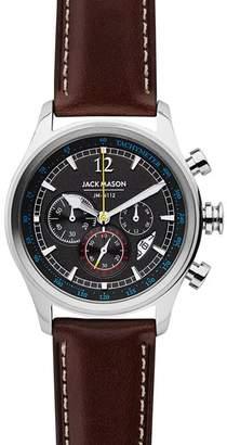 Jack Mason Three Sub-Dial Nautical Chronograph, 42mm