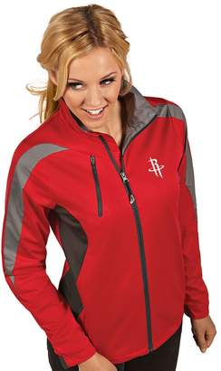 Antigua Women's Houston Rockets Discover Pullover