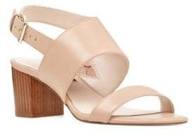 Nine West Forli Leather Slingback Sandals