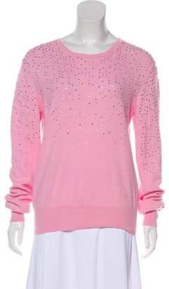 Christopher Kane Embellished Cashmere Sweater