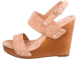 Joie Talia Suede Wedges