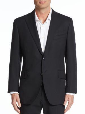 Billionaire Boys ClubRegular-Fit Wool Sportcoat