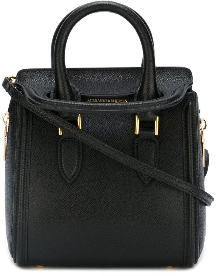 Alexander McQueenAlexander McQueen mini 'Heroine' crossbody bag
