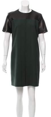 Jason Wu Short Sleeve Shift Dress