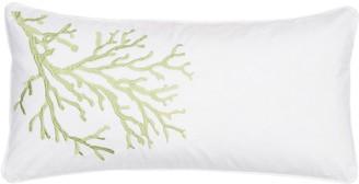 Calero Coral Throw Pillow