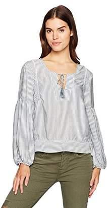 Splendid Women's Bell Sleeve Top